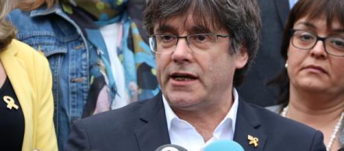 Puigdemont y Comin no están en la lista de eurodiputados, según Tajani
