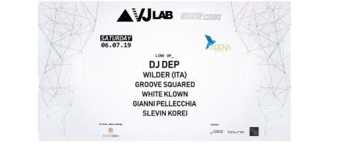 showcase vjlab Pozzuoli 6 luglio 2019