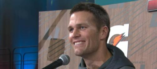 Tom Brady currently holds 54 NFL records as he enters his 20th year with Patriots (Image Credit: CBS Boston/YouTube)