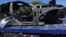 Juan Manuel Calderón, primo de Reyes, salió ileso del accidente que sufrieron