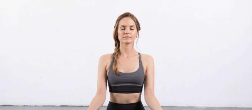 El yoga es una buena manera de canalizar el estrés
