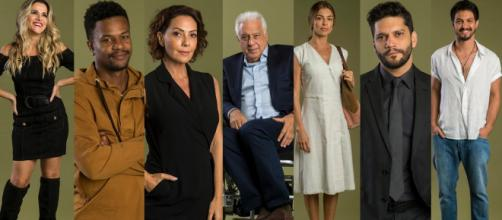 'Bom Sucesso' é uma história de perseverança e otimismo. (Divulgação/TV Globo)