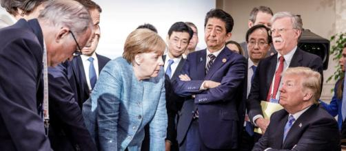 G7 : les tensions entre nations semblent toujours d'actualité - parismatch.com