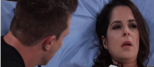 'General Hospital': Sam may have been artificially inseminated. (Image Source: - GH Youtube)