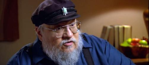 "George R.R. Martin's deadline for ""The Winds of Winter"" may be once again moved. (Image via Game of Thrones YouTube screenshot)"