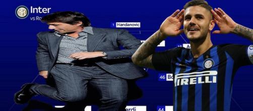 Inter, secondo Biasin l'allenatore Conte sarebbe disposto a dare una possibilità a Icardi