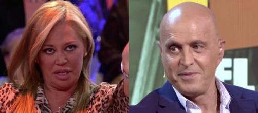 La dura venganza de Kiko Matamoros contra Belén Esteban en redes ... - bekia.es