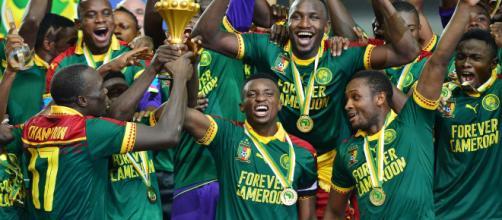 L'équipe Nationale A du Cameroun © Google