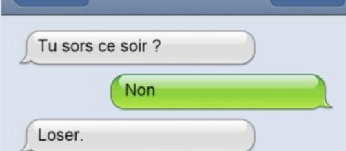 Les SMS que les parents échanges avec leurs enfants