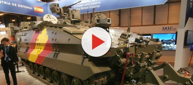La Feria Internacional de Defensa, escaparate mundial de lo último en equipamiento militar
