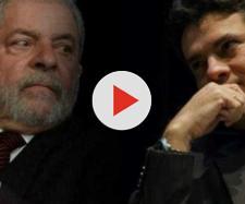 Moro e Lula mais uma vez dividem as páginas dos jornais. (Arquivo Blasting News)