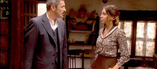 Anticipazioni Il Segreto: Emilia aspetta un bambino.