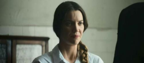 Fabiana em 'A Dona do Pedaço'. (Reprodução/TV Globo)
