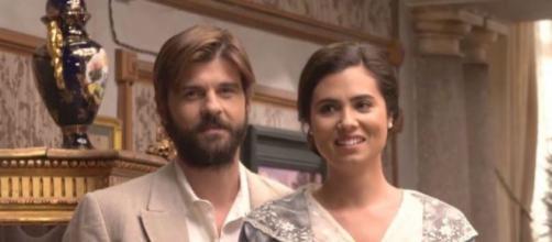 Gonzalo e Maria si lasceranno per sempre, a Puente Viejo arriverà Roberto Sanchez.