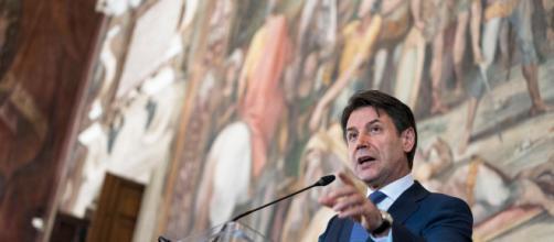 Il discorso di Conte a Palazzo Chigi