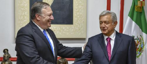 Mexico's president Obrador set to deal with U.S. [Image Source: U.S. Department of State/Flickr]