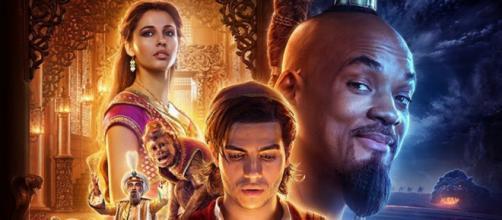 Le nouveau film Aladdin en ce moment au cinéma