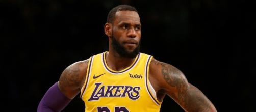LeBron James pourrait quitter les Lakers - cnbc.com