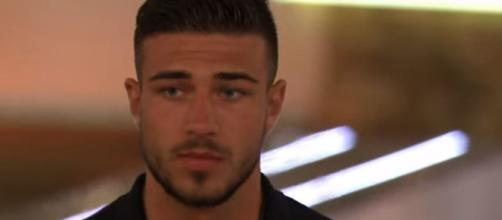 Love Isalnd 2019, Tommy Fury chose Lucie which was a twist - Image credit - Love Island | YouTube
