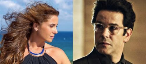 Murilo Benício e Giovanna Antonelli formaram um casal após a novela 'O Clone'. (Reprodução/Instagram/@murilobeniciooficial/@giovannaantonelli)