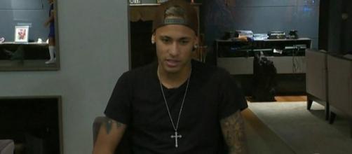 Nesta terça-feira (4), os ex-advogados da mulher que acusou Neymar emitiram nota de esclarecimento sobre o caso. (Reprodução/TV Globo)