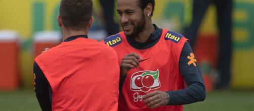 Neymar está siendo investigado por divulgar contenido íntimo