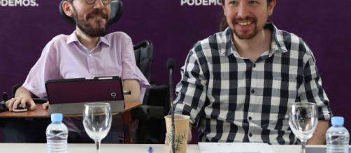 Podemos: Pablo Iglesias aparta a Echenique de la Secretaría de PODEMOS