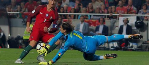 Portugal derrotó a Suiza para clasificarse al Mundial de Rusia 2018 - marca.com