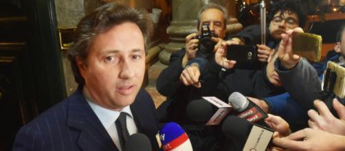 Raffaele Follieri incarna l'identikit disegnato dal giornalista Vassallo come possibile acquirente del Genoa
