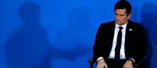 Sergio Moro tem o celular invadido por hacker. (Arquivo Blasting News)