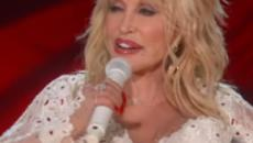 Dolly Parton's sense of preparedness keeps her wearing makeup all night