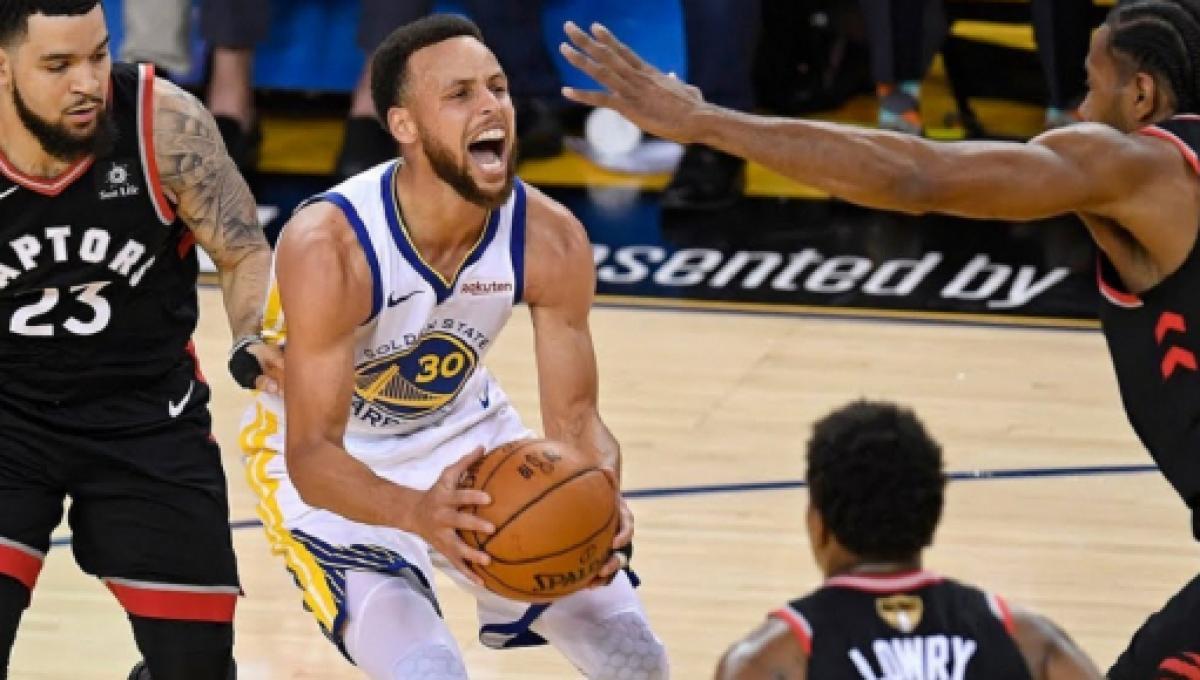 2019 NBA Finals: Raptors lead series 2-1 on Warriors home court