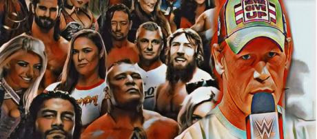 John Cena comments on WWE Superstars and why there will be no single face of WWE Image credit / Youtube/WWE