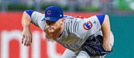Kimbrel es el nuevo closer de los Cubs. - mlb.com.