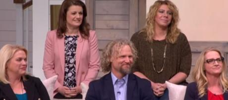 Sister Wives Brown family are subject to many rumors lately - Image credit - Pickler and Ben/YouTube