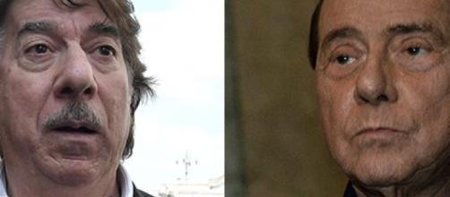 Marco Columbro in difficoltà economiche: Silvio Berlusconi ha comprato la sua villa a Milano.