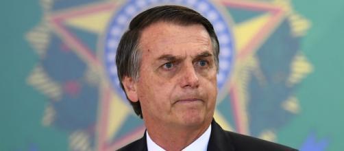 Jair Bolsonaro sanciona a lei que permite a internação involuntária de dependes químicos. (Arquivo Blasting News)