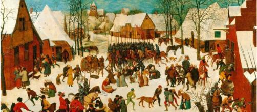 'Massacre of the Innocents' by Pieter Breugel the Elder. [Image source: Public Domain]