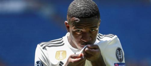 Mercato PSG : Vinicius Junior (Real Madrid) pourrait être prêté