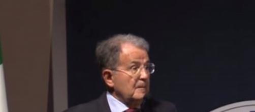 Prodi invita il governo a cambiare atteggiamento verso l'Europa