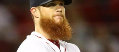 The Cubs are now considered a frontrunner to sign MLB free agent Craig Kimbrel. - [MLB / YouTube screencap]