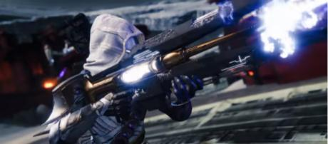 It creates a big ol' crit spot. [Image source: Bungie/YouTube]