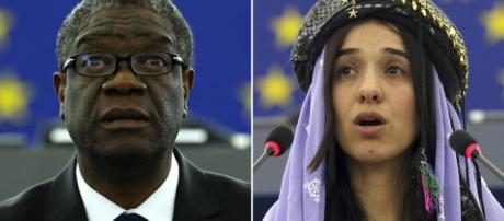 Denis Mukwege And Nadia Murad speak out against wartime sexual violence ... image- northcountrypublicradio.org