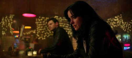Jessica Jones faces an angry insane new foe in her show's final season on Netflix. [Image source: Netflix/YouTube/Screenshot]