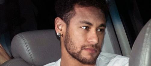 Neymar en el foco de la polémica