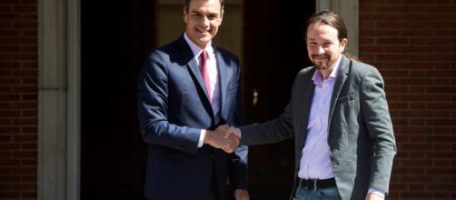 PODEMOS deja de ser socio prioritario de PSOE
