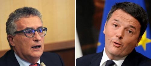 Scontro nel Pd: le accuse di Franco Roberti a Matteo Renzi