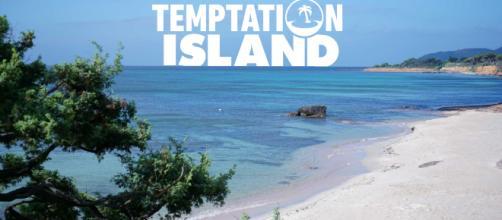 La presentazione delle prime due coppie di Temptation: Katia e Vittorio, Jessica e Andrea