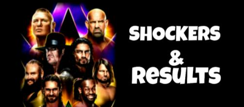 WWE Super ShowDown came out to be a big treat for WWE Universe. Image Courtesy: YouTube/WWE