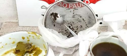 Estudante de biomedicina é suspeita de produzir e vender bolos à base de maconha. (Divulgação/Dise-Botucatu)
